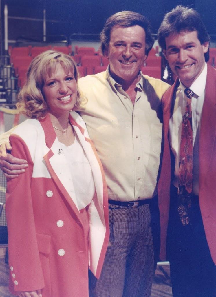 Jackie Brambles, Terry Wogan, Dr Hillary