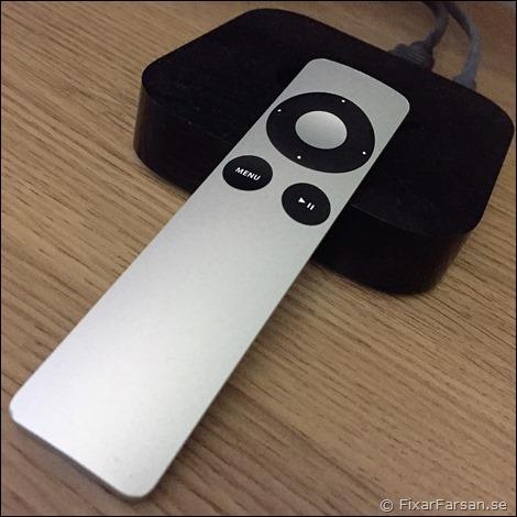 bästa kontrollen apple tv