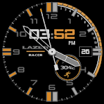Lazer Racer Free Watch Face