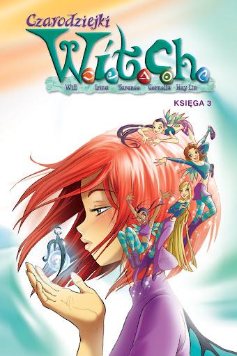 Witch tom 3 okładka