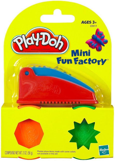 Sản phẩm Bột nặn Nhà máy Mini vui vẻ Play-Doh Fun Factory
