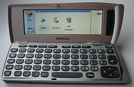 Hard Reset pada Nokia S40 dan Nokia Communicator
