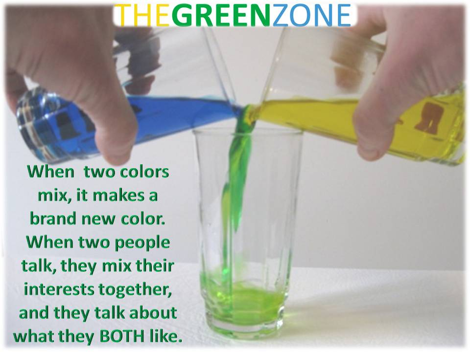 The Green Zone glasses