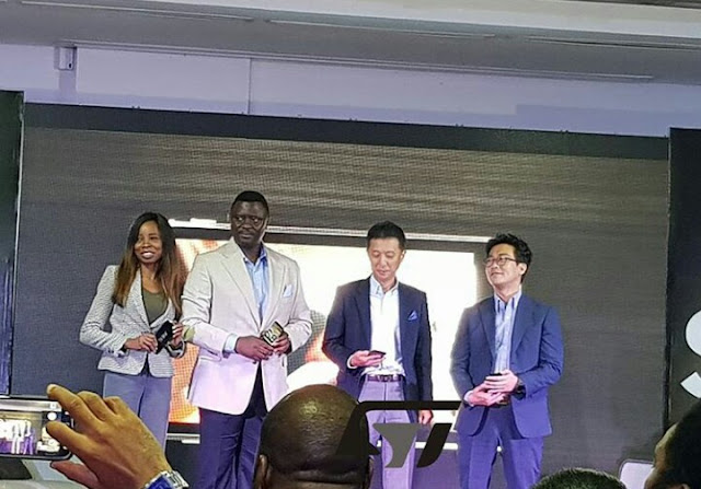 Photos From The Galaxy S8 Launch In Lagos, Nigeria 11
