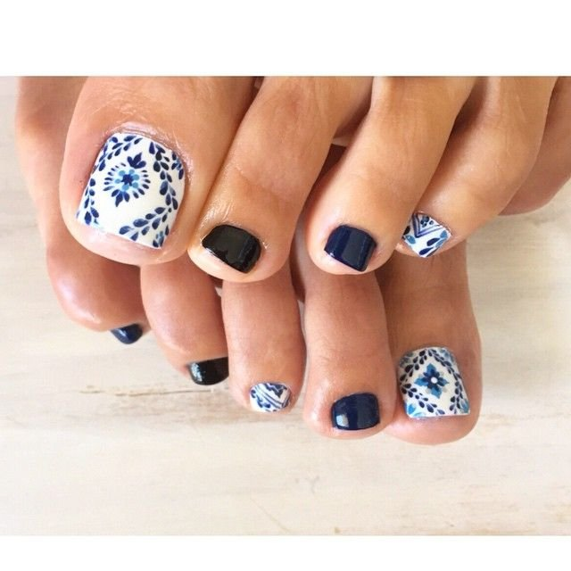 Trendy 9 Toe Nail Art Designs For You Fashion 2d