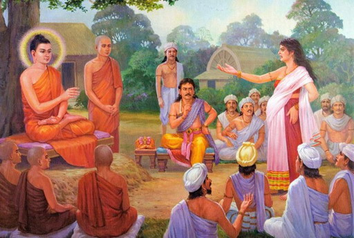 Ngay cả Đức Phật cũng phải chịu đựng  mọi thử thách