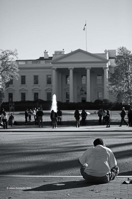 The White House Meditation, Yoga And Meditation