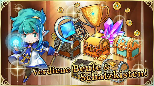 Crazy Defense Heroes: Turmverteidigung spiel TD APK MOD screenshots 2