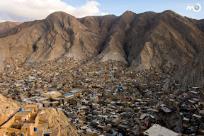 Hometown a view of Mari Abad, Quetta,  City