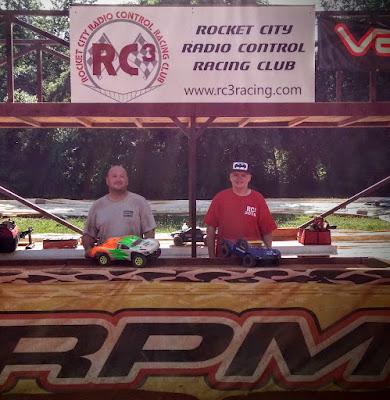 4WD SCT Mod 1st, TQ: Randy Carter Jr. 2nd: Terry Pe 3rd: Tyler Schrimsher