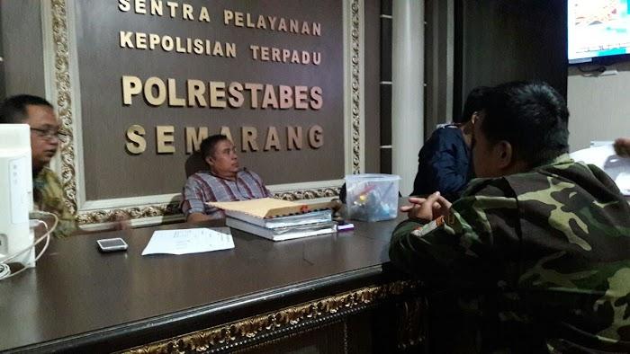 Hina Jokowi dan Ketum PBNU, Pemilik FB Ummu Izzah Mujahidah Dilaporkan Polda Jateng