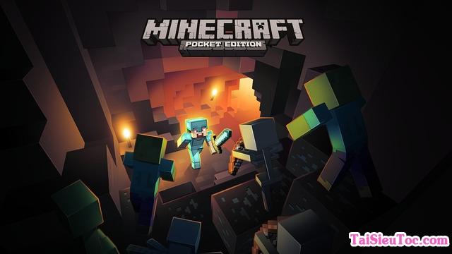Giới thiệu Game Minecraft cho iPhone