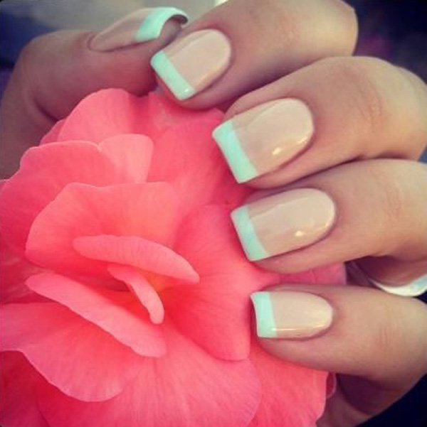 Style File Sexy French Manicure Designs 2016