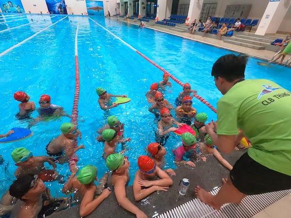 5 lý do trẻ em nên học bơi (Phần 1) - 2