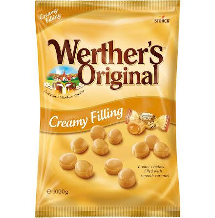Werthers Caramel Crémes 1000g