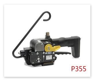 塑鋼帶氣動打包機P355