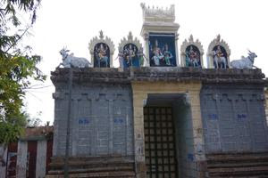 Thalaichangadu Temple Entrance