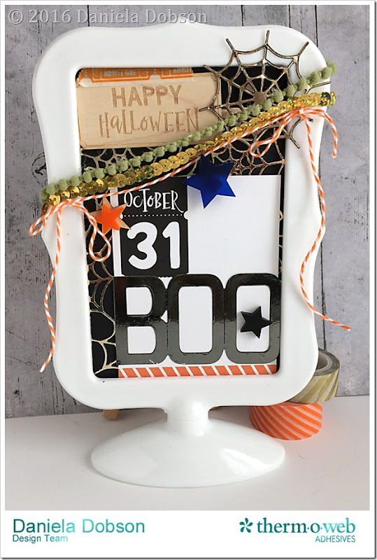 Happy Halloween by Daniela Dobson