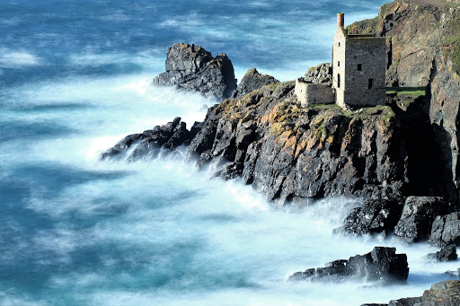 The Botallack Mine, St Just, Cornwall