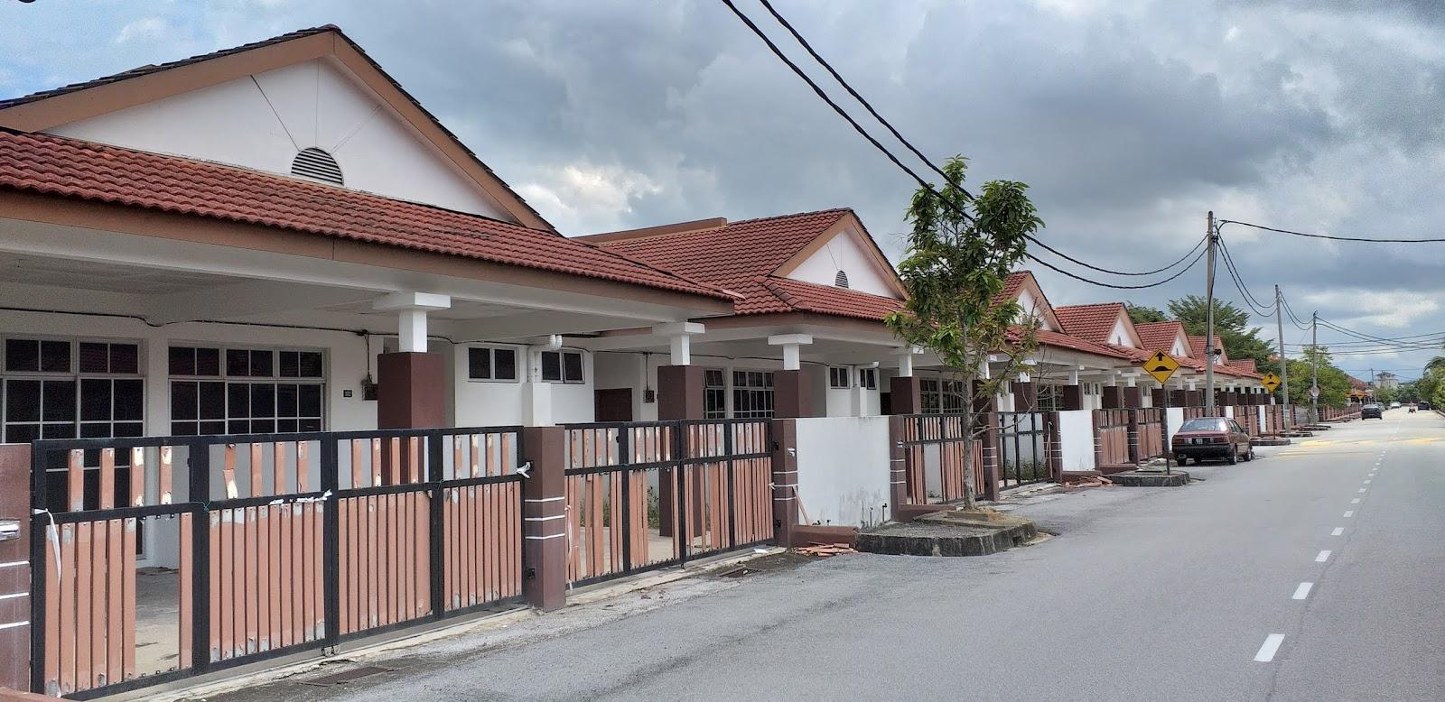 Ipoh Property Agent Rumah Teres 1 Tingkat Di Pulau Pinang Untuk Dijual