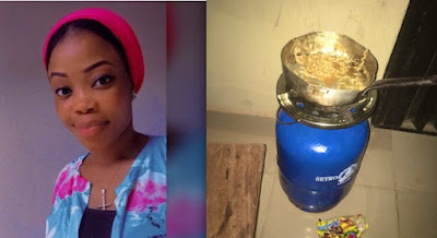 Tifemi the student whose Noodles Got stolen while she was cooking to receive Cartons of Noodles from Manufacturer as Compensation.