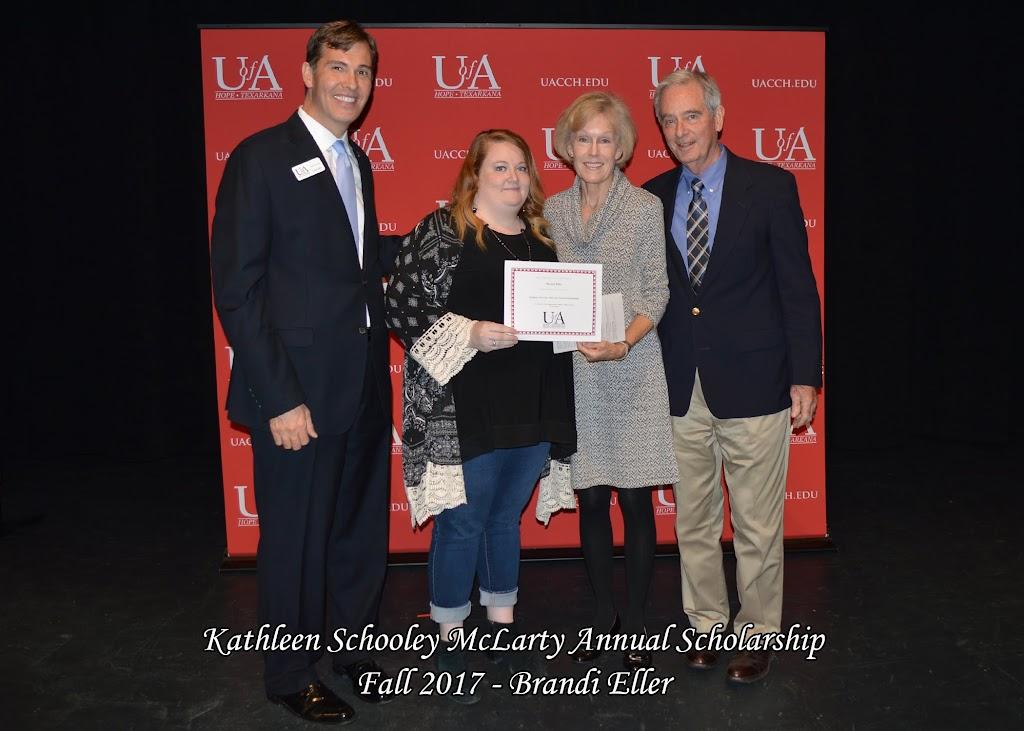 Fall 2017 Foundation Scholarship Ceremony - Kathleen%2BSchooley%2BMcLarty%2BAnnual.jpg