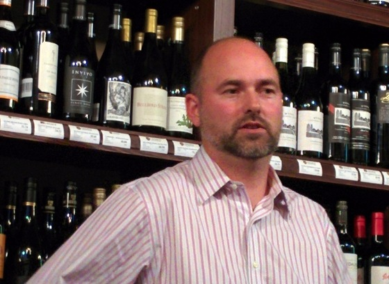 Gustav Allander gives wine geeks plenty of juicy details