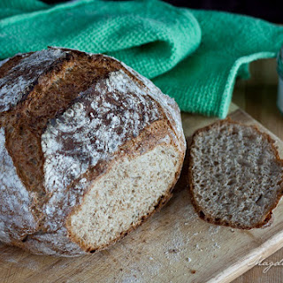 Lavender And Honey Bread.