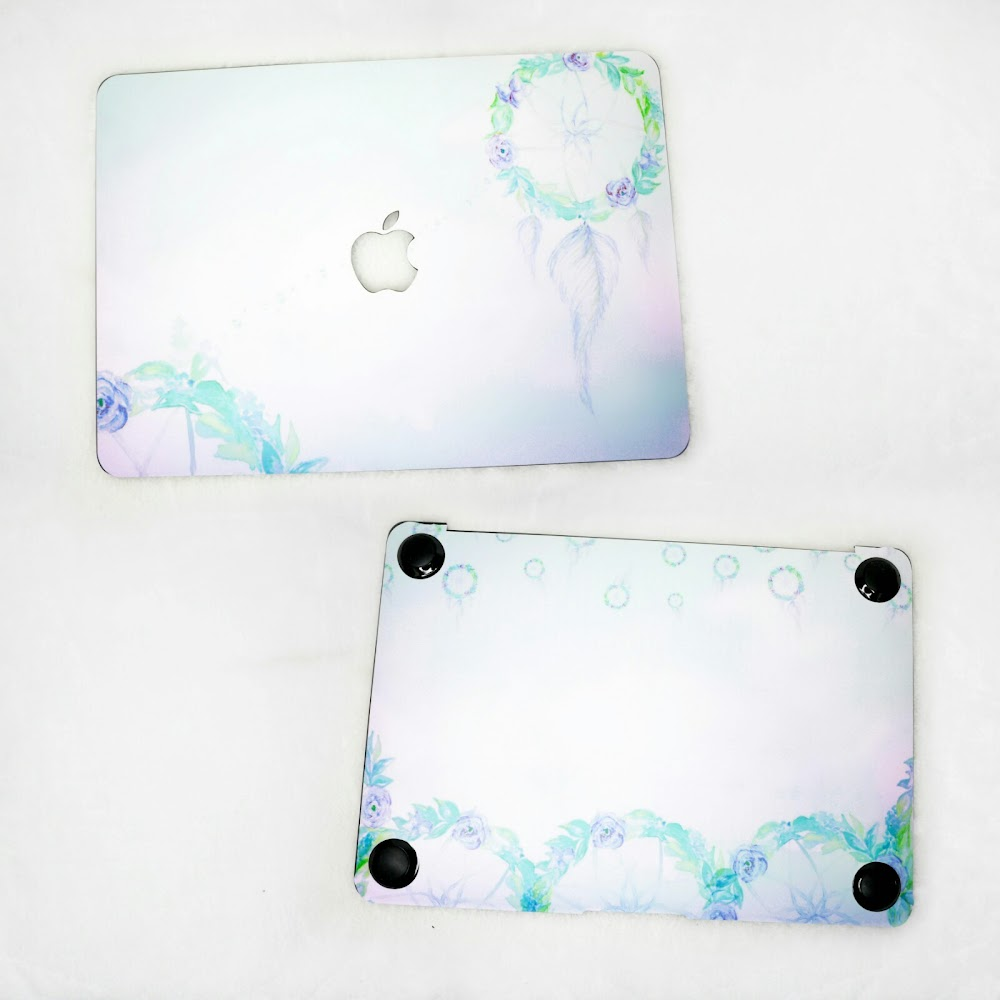 Dreamcatcher Macbook Case / Sticker