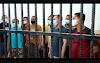 11 Oknum Polisi Yang Jual Puluhan Kilogram Sabu hasil Sitaan Terancam Hukuman Mati