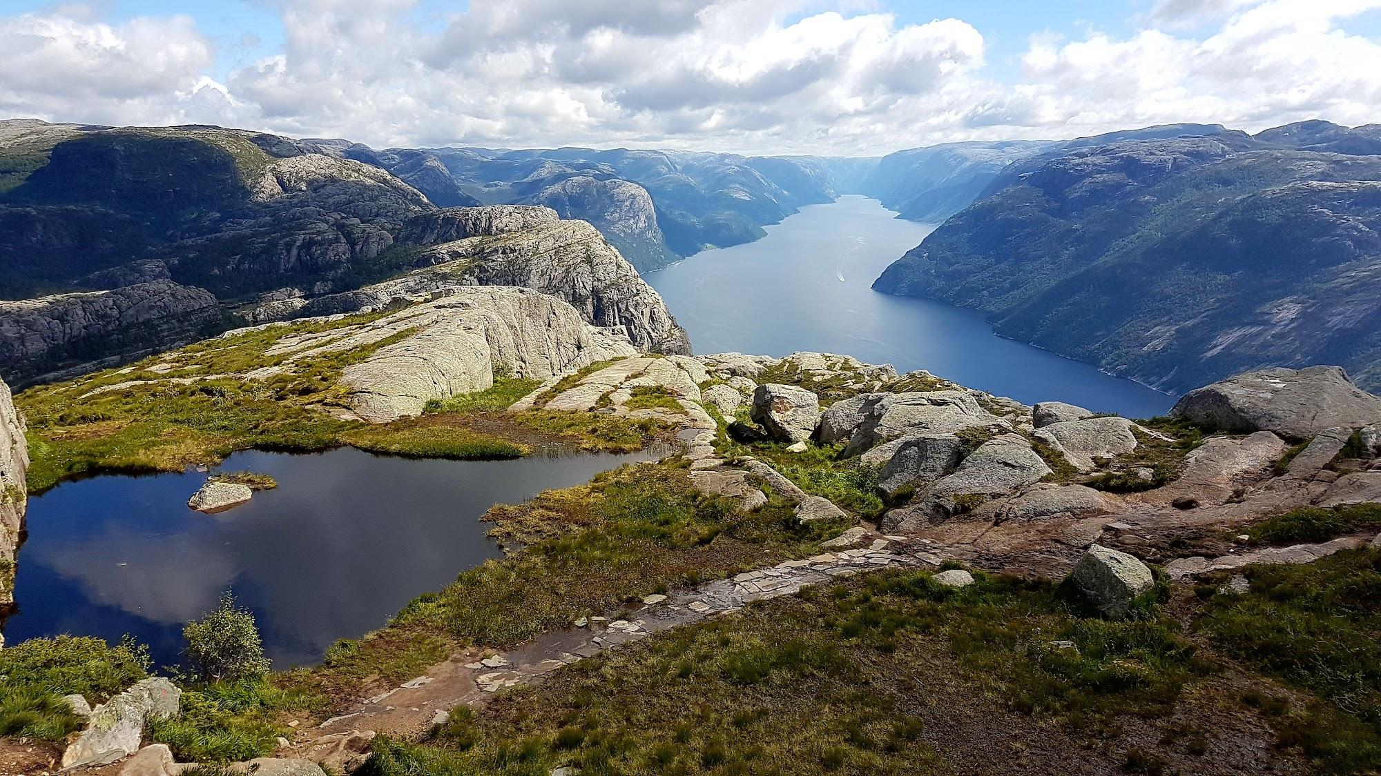 Reisinformatie Noorwegen