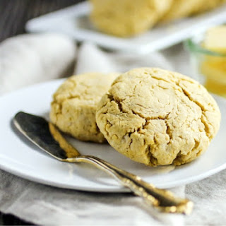 Cassava Flour Biscuits {Grain & Gluten-Free, Paleo Friendly}