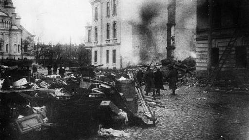 ثورة البحارة قبل 100 عام عار لينين في كرونشتاد (الحلقة الثانية)