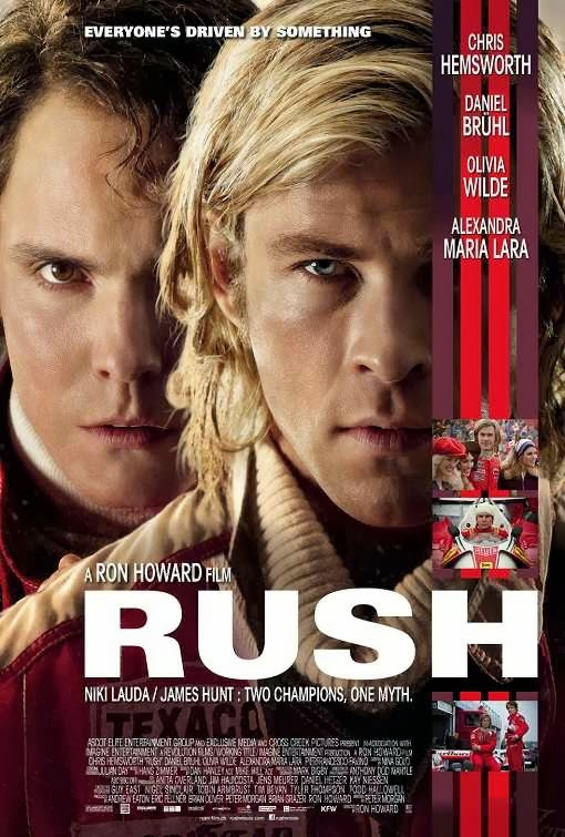 Poster Of English Movie Rush (2013) Free Download Full New Hollywood Movie Watch Online At alldownloads4u.com