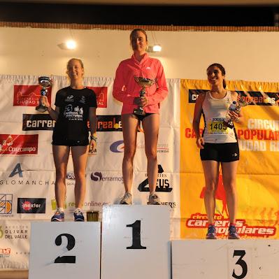 Carrera de Piedrabuena 2013 - Trofeos