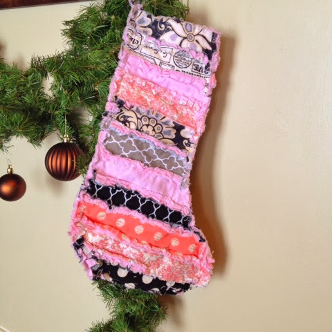 Christmas Stocking Free Pattern for sewing