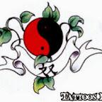 Photo - Yin Yang Tattoos Designs