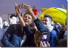 Matteo Renzi festeggia il Tax Freedom Day