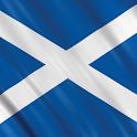 scottish flag wallpaper icon