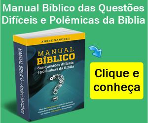 Manual Bíblico Questões Polêmicas Difíceis