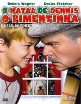 Capa O Natal de Dennis, o Pimentinha Dublado 2007 Torrent