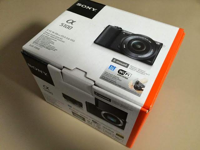 ILCE-5100_box