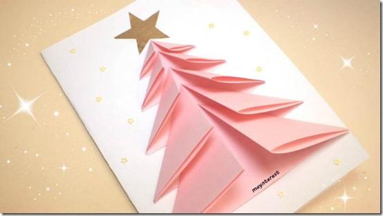 manualidades tarejtas navidad todonavidad info (41)