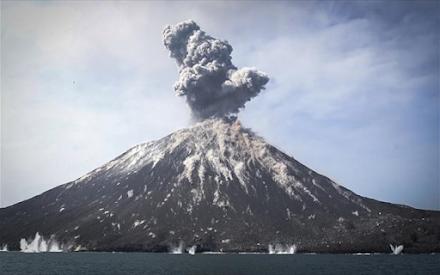 Τα ηφαίστεια που άλλαξαν την ιστορία της ανθρωπότητας