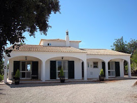 Villa Sereia private self catering holiday villa for rent Algarve