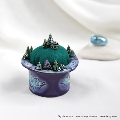 Авторская керамика Элли Вишневской. Hand Made Ceramic and pottery Eco-Friendly Home Decor by Elly Vishnevsky.