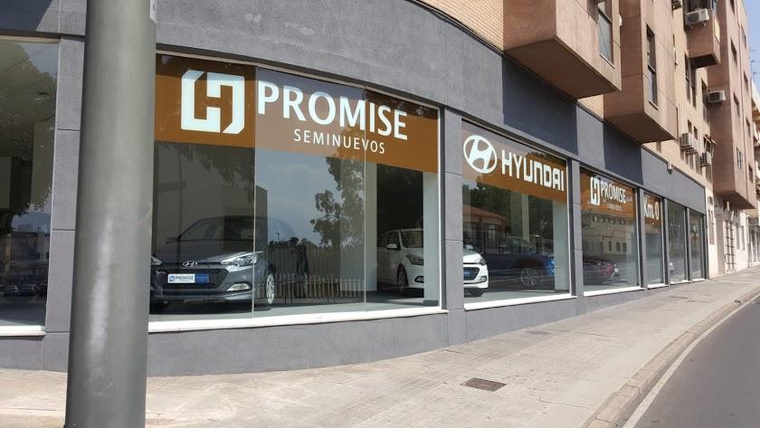 Nuevas instalaciones en Carretera de Ronda, 285.