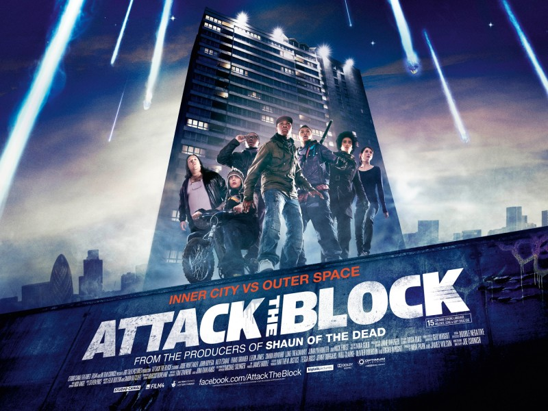 SXSW: Attack the Block
