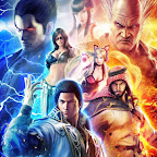 Tekken7 official poster kazumi