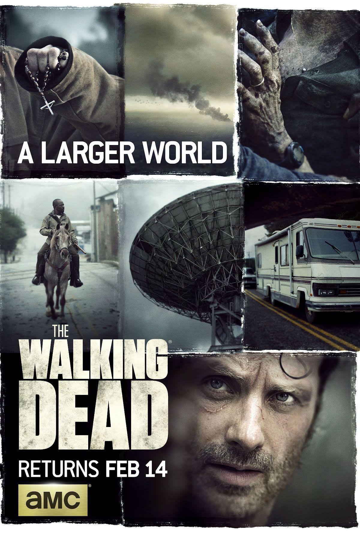 The Walking Dead - 6ª Temporada (2015 - 2016)